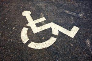 Posto disabili